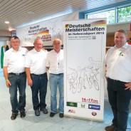 DM-Organisationsteam des RSC Niedermehnen besucht Titelkämpfe in Denkendorf!