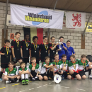 RSC U13 Radballer spielten in der NRW Auswahl