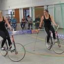 Aufstiegsrunde Radpolo-Frauen