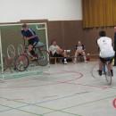 Für die heimischen Landesliga-Radballer gab es wenig zu holen