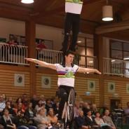 DM Vorschau 2er Kunstradsport offen — Gewinnen können nur André und Benedikt Bugner