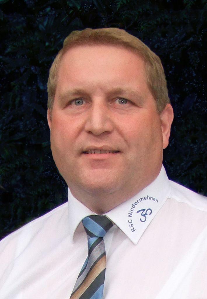Grußwort  von Thorsten Möller,  dem 1. Vorsitzender des RSC Niedermehnen