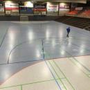 """Tolle Stimmung und volle Ränge in der """"Merkur-Arena"""""""