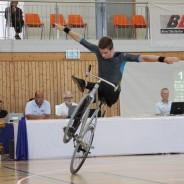 DM Vorschau Kunstradsport 1er Männer — Michael Niedermeier ist der Favorit