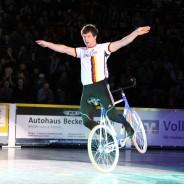 DM Vorschau Kunstradsport — WM-Tickets, Meistertrikots und Medaillen werden vergeben