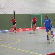 Drei Siege für die U13 Radballer