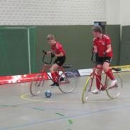 Zweiter Platz für die U13 Radballer