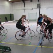Radpolo Frauen starten in die Zweitliga-Saison