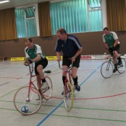 Oelder Mannschaften dominieren die Radball-Landesliga