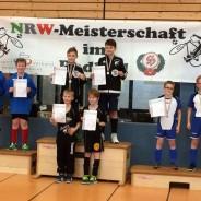 U 13 Radballer des RSC Niedermehnen sind NRW Vizemeister