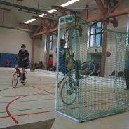Vorbereitungsturnier der U15 Radballer