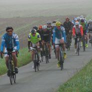 176 Radsportler trotzten dem Herbstwetter