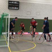 Saisonstart der Radballer