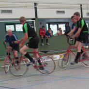 Licht und Schatten zum Auftakt der Radball-Landesliga-Saison