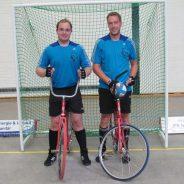 RSC Radball Verbandsliga Duo punktet in Suderwich