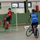 U17 Radballer kämpften zu Hause um Punkte