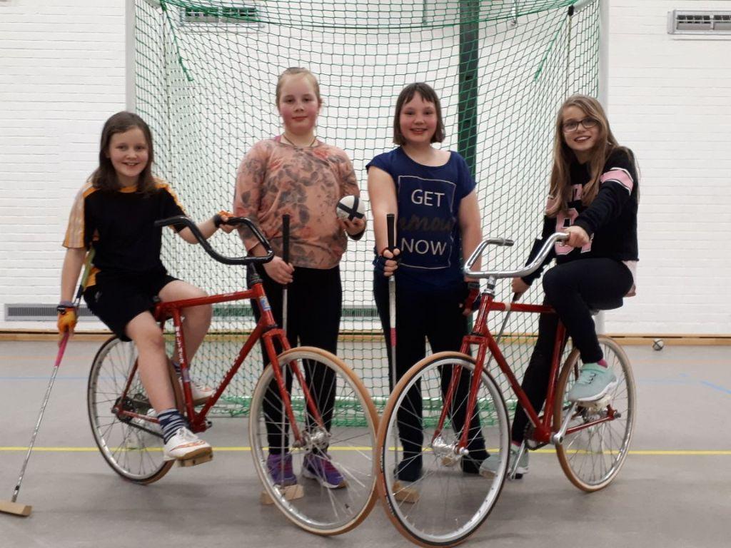 Gute Leistungen der RSC Radpolo-Mädels beim Saisonabschluss