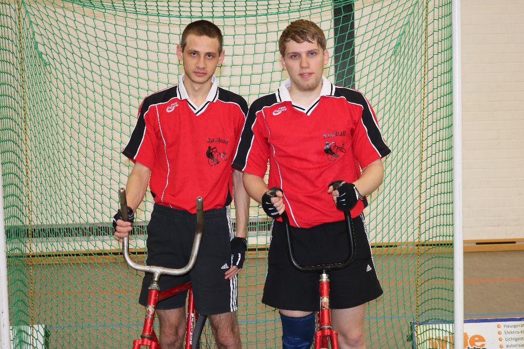 RSC  Duos spielen auch im nächsten Jahr in der Landesliga