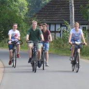 Volksradfahren und Rad-Schieß-Rallye