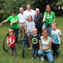 Jung und Alt bei Rad-Schieß-Rallye unterwegs