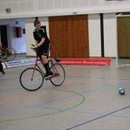 Erfolgreicher Auswärtsspieltag der U17 Radballer