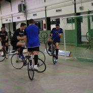 Radballer starten mit Heimspieltagen ins neue Jahr