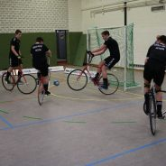 U17 Radballer mit gelungenem Heimspieltag