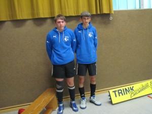 Stefan Hüffmann und David Rothers - Landesliga