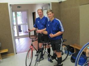 Friedhelm Mösemeyer und Rico Stegemöller - Landesliga