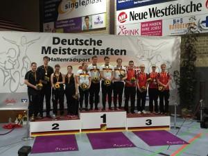 4er Kunstradsport Elite offen