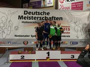 Radball Aufstieg in die 1. Bundesliga